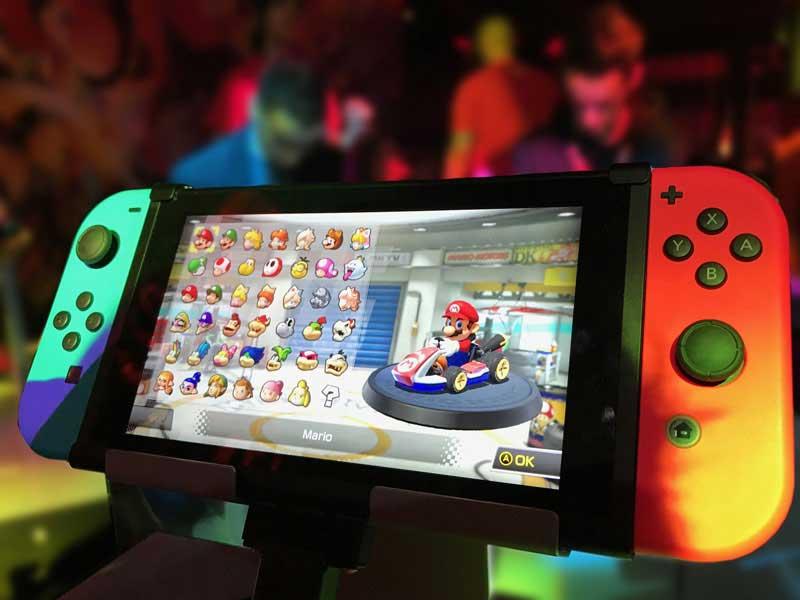 今さら任天堂Switchの新品本体を買ってみた。価格と感想